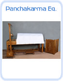 Panchakarma Equipments/Snehan Karma/Amp-032252 : Royal Panchakarma Work-Station